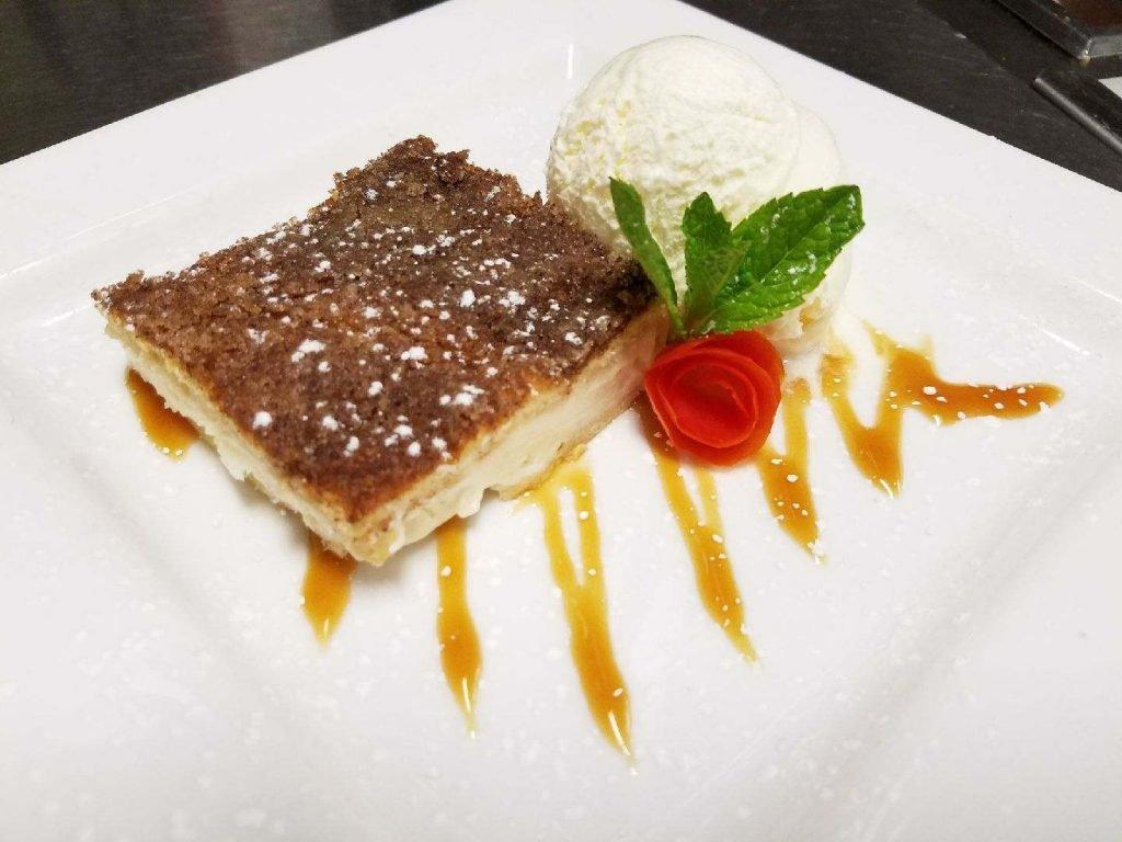 Sopaipilla Cheesecake
