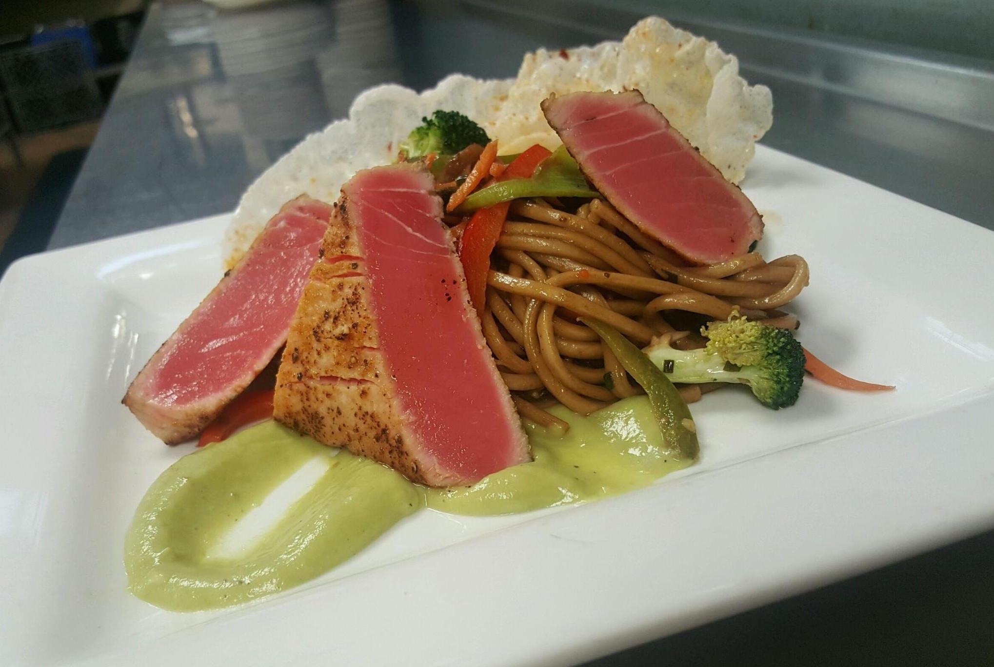 Aji Amarillo Tuna